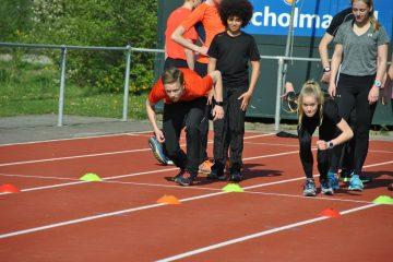 Geen training 25 mei, maar er is wel een wedstrijd; de Harry Schulting Games te Vught